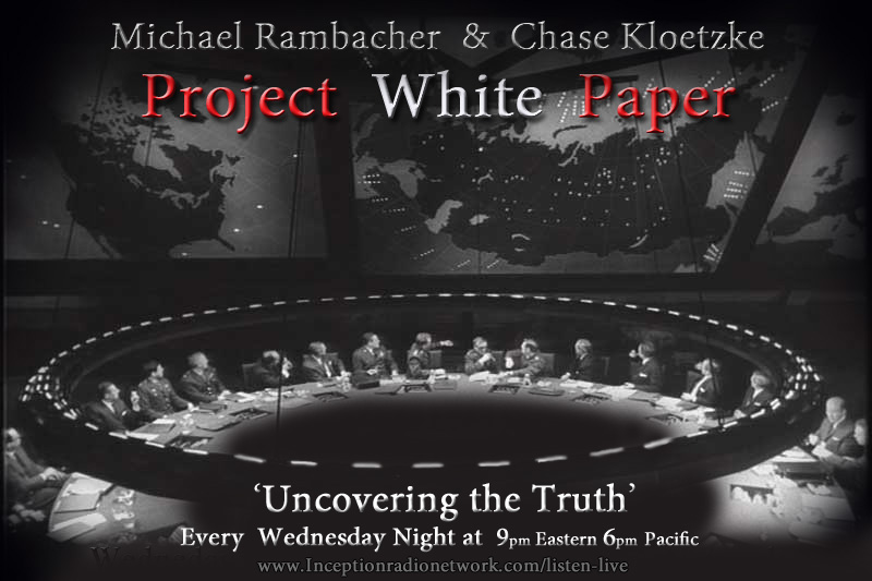 Project White Paper Radio Interview