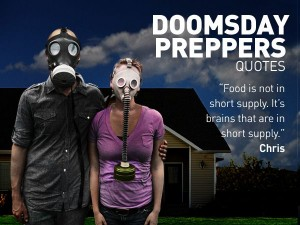 National Geographic Doomsday Preppers TV Show